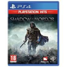 Middle Earth: Shadow of Mordor PS4 Hits Game Best Price, Cheapest Prices