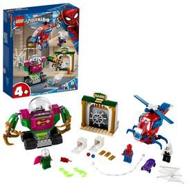 LEGO Marvel Spider-Man The Menace of Mysterio Set 76149 Best Price, Cheapest Prices