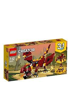LEGO Creator 31073 Mythical Creatures Best Price, Cheapest Prices