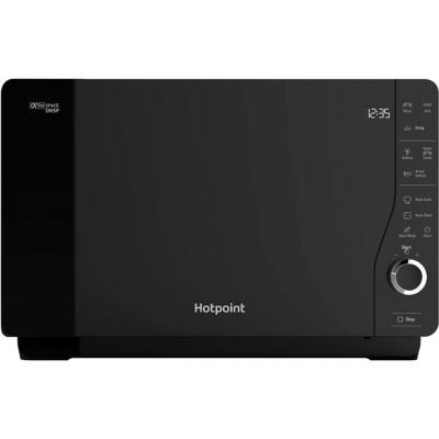 Hotpoint EXTRASPACE MWH26321MB 25 Litre Microwave With Grill - Black Best Price, Cheapest Prices
