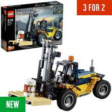 LEGO Technic Heavy Duty Forklift - 42079 Best Price, Cheapest Prices