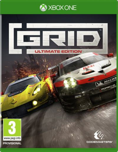 Grid: Ultimate Edition Xbox One Pre-Order Game Best Price, Cheapest Prices