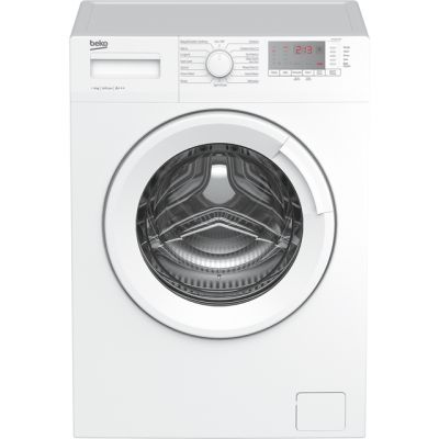 Beko WTG641M1W 6Kg Washing Machine with 1400 rpm - White - A+++ Rated Best Price, Cheapest Prices