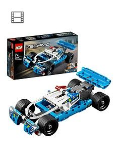 LEGO Technic 42091 Police Pursuit Car Best Price, Cheapest Prices