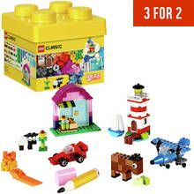 LEGO Classic Creative Bricks - 10692 Best Price, Cheapest Prices