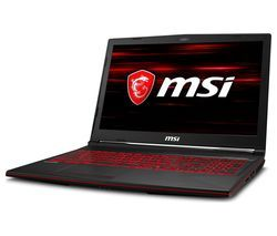 MSI GL63 8SE-093UK 15.6