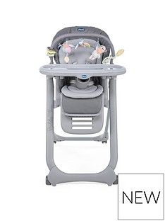 Chicco Polly Magic Relax Highchair Best Price, Cheapest Prices
