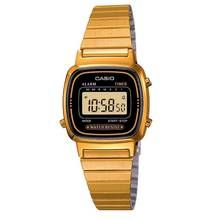 Casio Ladies' Gold Tone Digital Watch Best Price, Cheapest Prices