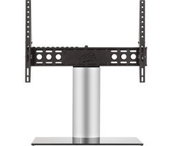 AVF B602BS 550 mm TV Stand with Bracket - Black & Silver Best Price, Cheapest Prices