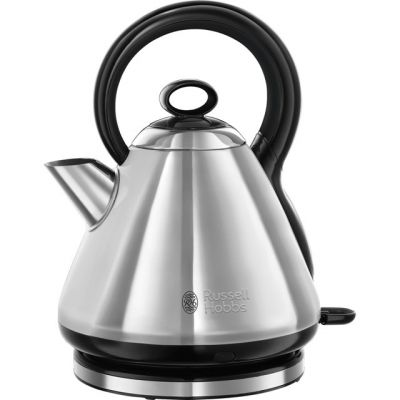 Russell Hobbs Legacy Quiet Boil 21887 Kettle - Stainless Steel Best Price, Cheapest Prices
