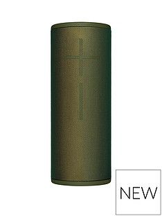 Ultimate Ears MEGABOOM 3 Bluetooth Speaker - Forest Green Best Price, Cheapest Prices