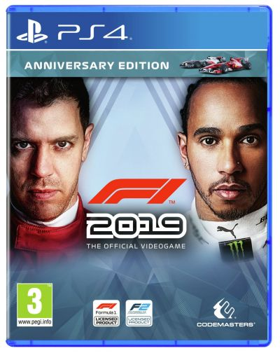 F1 2019 PS4 Game Best Price, Cheapest Prices