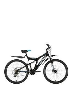 Boss Cycles Stealth Mens Full Suspension Mountain Bike Best Price, Cheapest Prices