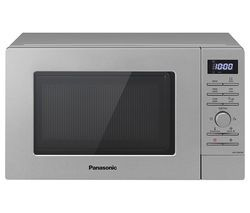 PANASONIC NN-S29KSMBPQ Solo Microwave – Stainless Steel Best Price, Cheapest Prices