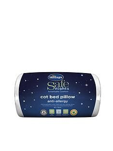 Silentnight Anti-Allergy Cot-Bed Pillow Best Price, Cheapest Prices