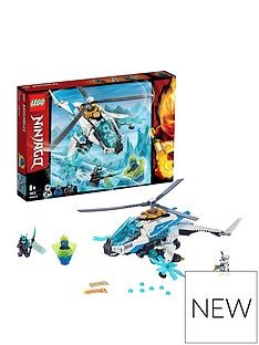 LEGO Ninjago 70673 ShuriCopter Helicopter Toy  Best Price, Cheapest Prices