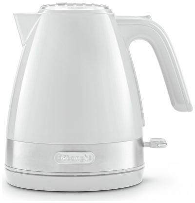 De'Longhi KBLA3001.W Active Line Kettle - White Best Price, Cheapest Prices