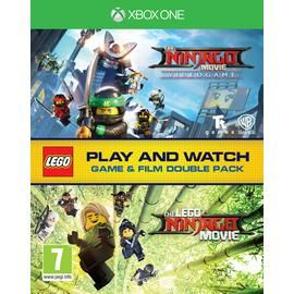 LEGO Ninjago Xbox One Game & Movie Double Pack Best Price, Cheapest Prices