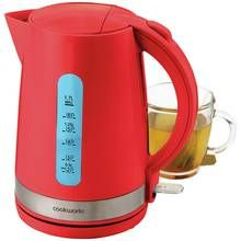 Cookworks Illumination Kettle - Red Best Price, Cheapest Prices