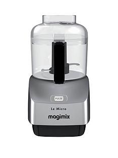 Magimix Le Micro Mini Chopper - Satin Best Price, Cheapest Prices