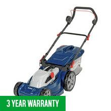 Spear & Jackson 37cm Corded Rotary Lawnmower - 1600W Best Price, Cheapest Prices