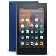 Amazon Fire 7 Alexa 7 Inch 16GB Tablet - Marine Blue Best Price, Cheapest Prices