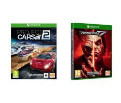 XBOX ONE Tekken 7 & Project Cars 2 Bundle Best Price, Cheapest Prices