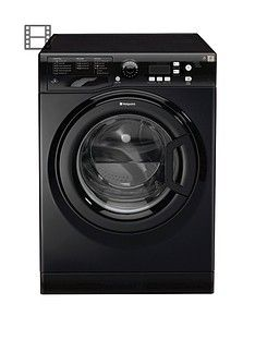 Hotpoint Extra WMXTF942K 9kg Load, 1400 Spin Washing Machine - Black Best Price, Cheapest Prices