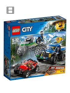 LEGO City 60172 Police Dirt Road Pursuit Best Price, Cheapest Prices
