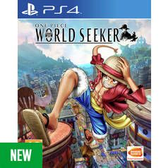 One Piece World Seeker PS4 Game Best Price, Cheapest Prices
