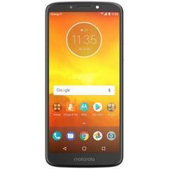 SIM Free Motorola E5 Mobile Phone - Flash Grey Best Price, Cheapest Prices