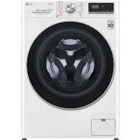 LG F4V508WS 8kg 1400rpm AI DD Freestanding Washing Machine With Steam - White Best Price, Cheapest Prices