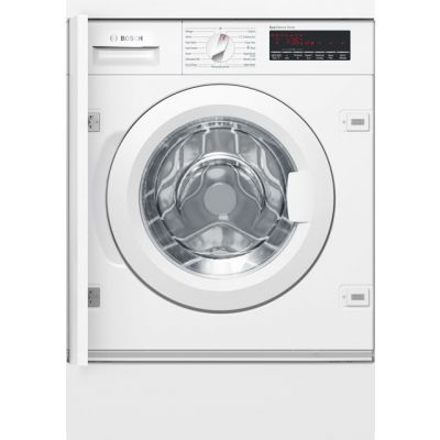 Bosch Serie 8 WIW28500GB Integrated 8Kg Washing Machine with 1400 rpm - A+++ Rated Best Price, Cheapest Prices