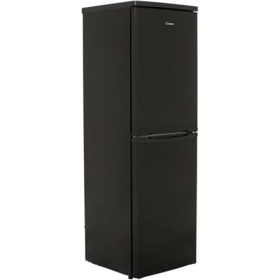 Candy CSS5175BE 50/50 Fridge Freezer - Black - A+ Rated Best Price, Cheapest Prices