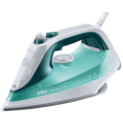 Braun SI7042 2400 Watt Steam Iron -Green Best Price, Cheapest Prices