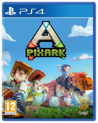 PixARK PS4 Game Best Price, Cheapest Prices