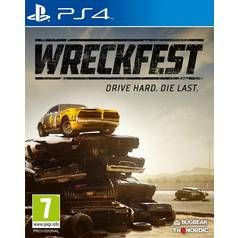 Wreckfest PS4 Pre-Order Game Best Price, Cheapest Prices