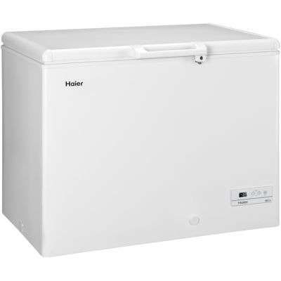 Haier HCE319R Chest Freezer - White - A+ Rated Best Price, Cheapest Prices