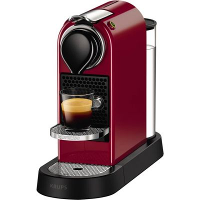 Nespresso by Krups XN740540 - Cherry Red Best Price, Cheapest Prices