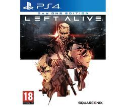 PS4 Left Alive Best Price, Cheapest Prices