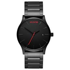 MVMT Men's Black Stainless Steel Bracelet Watch Best Price, Cheapest Prices
