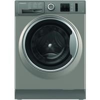 HOTPOINT NM10844GS Ultra Efficient 8kg 1400rpm Freestanding Washing Machine - Graphite Best Price, Cheapest Prices