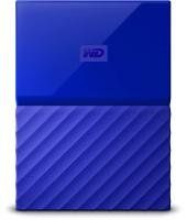 WD My Passport 2TB Portable Hard Drive - Blue Best Price, Cheapest Prices