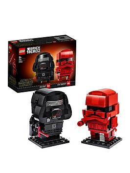 Lego Star Wars 75232 Kylo Ren&Trade; &Amp; Sith Trooper&Trade; Best Price, Cheapest Prices