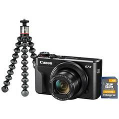 Canon G7X MKII Vlogger Kit Best Price, Cheapest Prices