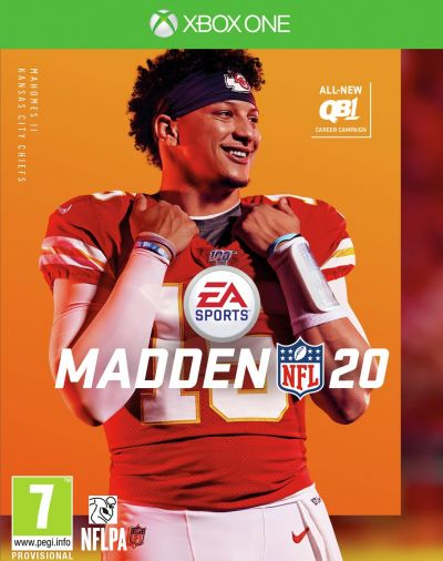 Madden NFL 20 Xbox One Game Best Price, Cheapest Prices