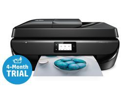 HP OfficeJet 5230 All-in-One Wireless Inkjet Printer with Fax Best Price, Cheapest Prices