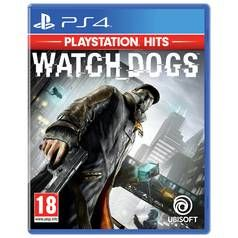 Watch Dogs PS4 Hits Game Best Price, Cheapest Prices
