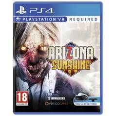 Arizona Sunshine PS4 PSVR Game Best Price, Cheapest Prices