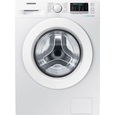 Samsung ecobubble™ WW80J5355MW 8Kg Washing Machine with 1200 rpm - White - A+++ Rated Best Price, Cheapest Prices